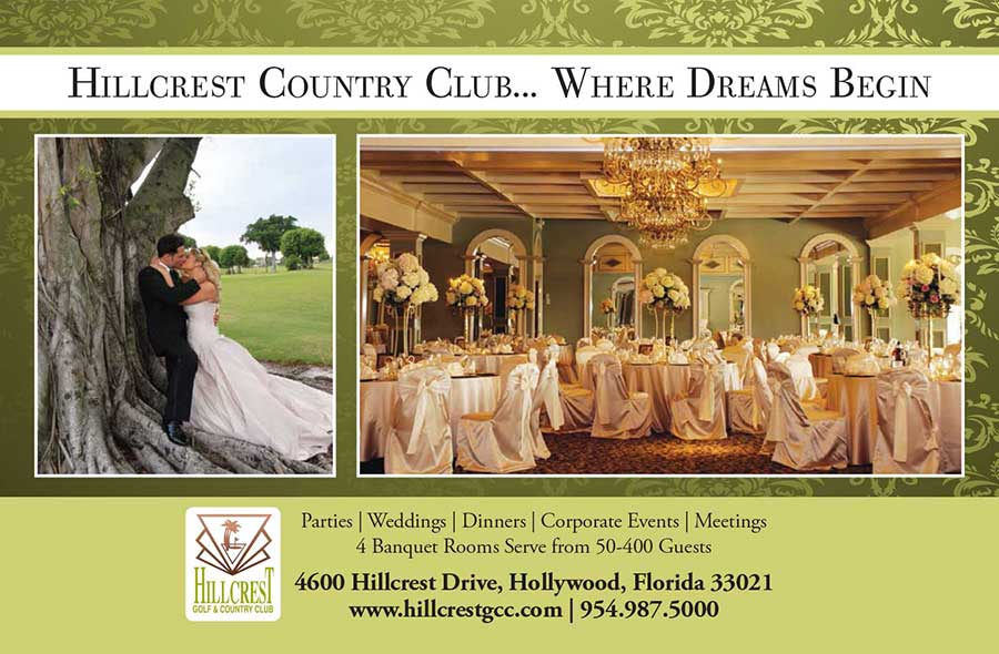 Hillcrest Country Club Ad