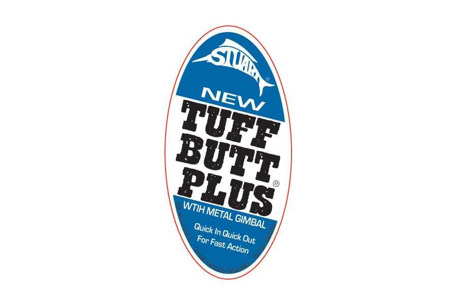 Tuff Butt Sticker